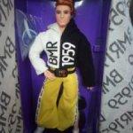 Кукла Кен BMR 1959 рыжий парень БМР