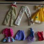 Одежда для кукол барби и похожих по размеру (скидка)
