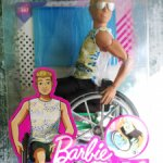 Кен в инвалидом кресле (колясочник) 167 (2)