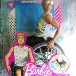 Кен 167 в инвалидом кресле