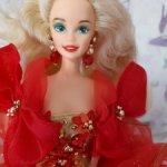 barbie holiday 1993