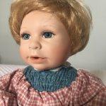 Куколка коллекционная новая номерная Fond Memories от Julie Good Kruger / Джулия Крюгер