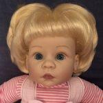 Коллекционная кукла Lee Middleton / Ли Миддлетон от Reva Schick / Рева Шик, винил, 1999 г.