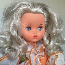 Винтажная коллекционная кукла Furga Italy 70-х г.