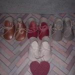 Ботиночки для кукол Paola Reina