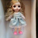 Шарнирная куколка