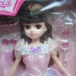 Последнее снижение цены, очень редкая куколка Licca - брюнетка. НРФБ.