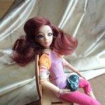 Шарнирная куколка Джуку Джун, Juku Jun
