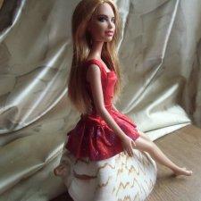 Последнее снижение цены. Позитивная красотка Барби, молд Саммер.1999 г.  Состояние новой.