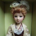 Коллекционные куклы. Фарфор. Зарубежное производство. Высокое качество.