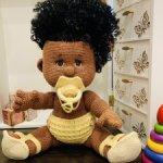 Коллекционная  кукла ручной работы. 1/2 от авторской стоимости