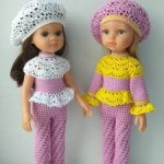 Одежда для Паола Рейна и кукол похожего формата