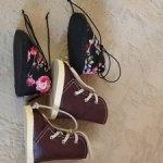 Две пары обуви для Паола Рейна