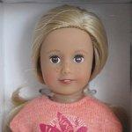 American girl mini Tenney Grant