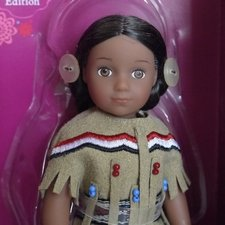 Спецвыпуск 2016  American girl mini    Kaya