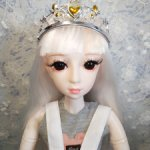 Китайская шарнирная игровая кукла