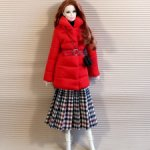 Пуховик для кукол ИТ, Барби