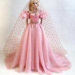 Бальное платье для ИТ, Барби