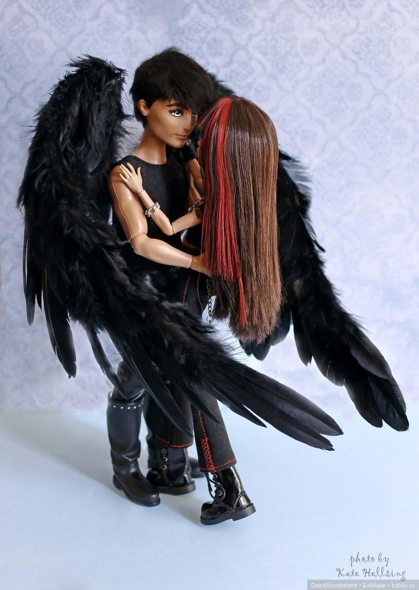 летом картинки с куклами с крыльями что недавно певицы