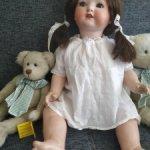 Антикварная кукла, Хойбах Коппельсдорф 320, Heubach Köppelsdorf 320