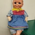 Гуглик, антикварная кукла