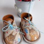 Ботинки для кукол Готц
