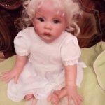 Куколка реборн из молда Lilli Marlaine.