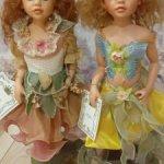 Сестрёнки от Mark Jones, crown collection.  Цена за лот.
