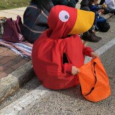 Halloween Parade. Парад, посвящённый Хэллоуину