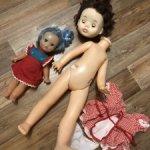 """Кукла из детства """"Кукла подарочная # 3 """" ( Московская фабрика сувенирных и подарочных игрушек )"""