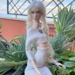 Продам костюм на кукол Маргариты Кутуевой