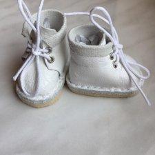 Продаю ботинки  на кукол Meadowdolls 28 см пельмени