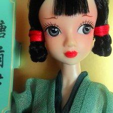 Kurhn Doll любитель леденцов Tang Hulu
