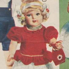 Рождественские подарки для всей семьи 1951 г. США