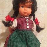 Кукла Goebel 1962 год ФРГ