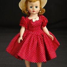 Куклы Madame Alexander 1951 -1953