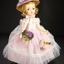 Куклы Madame Alexander 1953г