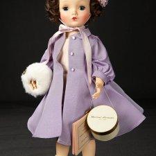 Куклы Madame Alexander 1954г