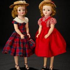 Куклы Madame Alexander 1955г