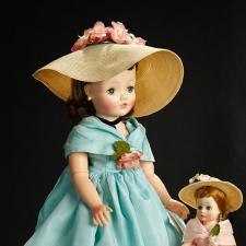 Куклы Madame Alexander 1957г