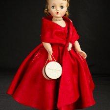 Куклы Madame Alexander 1958-1961г