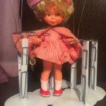 Стенд подставка для кукол от 35см и выше