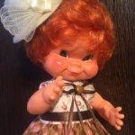 Кукла Goebel 1957год ФРГ Гоебель