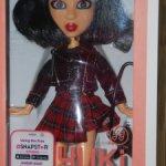 SNAPSTAR Шарнирная куколка Юки, новая в коробке