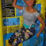 Барби йога с пучком новая в коробке оригинал 100%