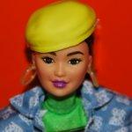 Барби БМР BMR 1959 азиатка  новая оригинал из США