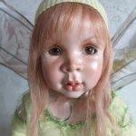 Куколка Pankie Pixie Пикси от  Susan Krey