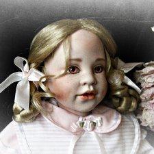 Викторианский Вампирёнок Валери от Хильдегард Гюнцель / Valerie by Hildegard Gunzel