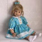 Платья для кукол Elisabeth Lindner