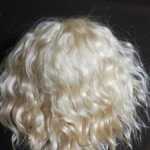 Продам парик из козочки на обхват головки 21,5 см